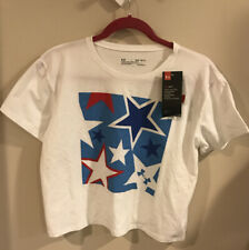 Under Armour Girls Tshirt Size Large