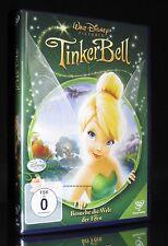 DVD WALT DISNEY - TINKERBELL - BESUCHE DIE WELT DER FEEN *** NEU ***