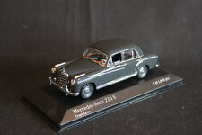 Minichamps Mercedes-Benz 220  S 1956 1:43 Graphitgrau (JS)