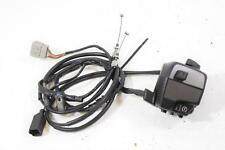 2013 Honda GL1800 B Goldwing Right Hand Control Switch Kill Start 35130-MJG-671