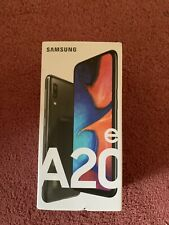 SAMSUNG Galaxy A20e - 32 GB Android Mobile Smart Phone Black On EE