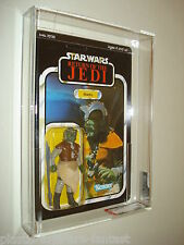 VINTAGE - STAR WARS KENNER ROTJ 79 BACK-A KLAATU AFA 85/85/90 UNPUNCHED 85NM+