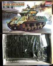 Academy 13279 Modellino Carro Armato US Army M36 B1 GMC Scala 1:35