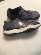 Kuru Womens Running Training Shoes Size 8.5 PreOwned 20132385 Grey