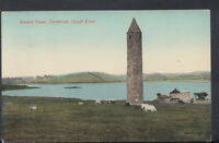 Northern Ireland Postcard - Round Tower, Devenish, Lough Erne   RS8117