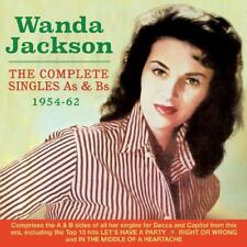 Wanda Jackson - Complete Singles as and BS 1954-62 Cd2 Acrobat / Trapeze Re