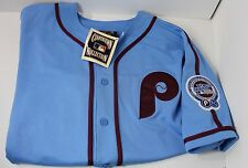 Philadelphia Phillies World Series 1980 Men's XL Schmidt Hall of Fame Jersey NWT
