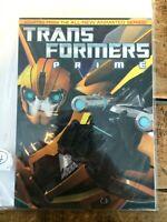 Transformers Prime Darkness Falls Vol.1 Digest TPB (IDW 2011) Animated Series