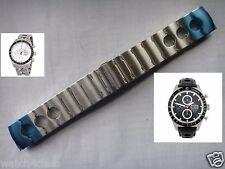 Genuine Tissot S/S PRS516 PRS 516 bracelet strap band T044614A Chrono 45mm case
