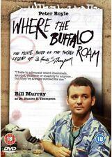 [DVD] Where the Buffalo Roam