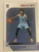 2019-20 NBA Hoops Ja Morant RC. Mint. Memphis Grizzlies. ROY !!! Invest