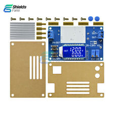 Adjustable 12A Step Down Constant Voltage Current LCD Display Buck Module