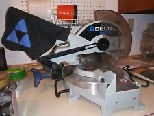 "DELTA  Shopmaster 10"" Compound Power Miter Saw # MS250 Woodworking Tool"
