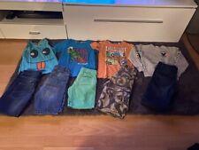 Kleidungspaket Baby Junge Gr. 110 - 164 Kids 18 Teilig XL