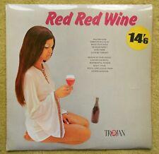 RED RED WINE - Trojan Mono LP 1969 - VARIOUS ARTISTS - Reggae / Ska