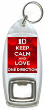 Keep Calm And Love One Direction – 1D Inspired Bottle Opener