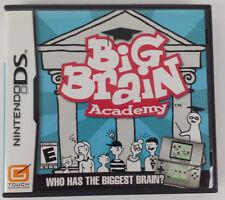 Nintendo DS Big Brain Academy 2006 Complete