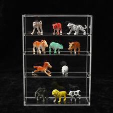 Four-layer Acrylic Display Box Show Case Sliding Door For Mini Perfume Bottle
