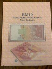 RM10 uncut 3 1997 Malaysia