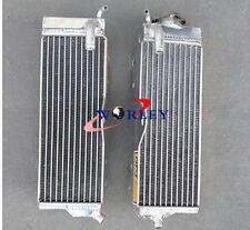 For HONDA CR500R CR500 CR 500 R 1985-1988 85 86 87 88 Aluminum radiator