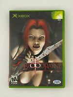 BloodRayne - Original Xbox Game - Complete & Tested