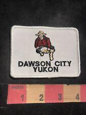 Dawson City Yukon Canada Patch - Miner 95Y8
