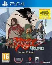 505 Games Ps4 The Banner Saga Trilogy Bonus Edition