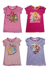 Disney Polyester Nightdress Nightwear (2-16 Years) for Girls