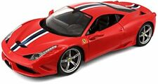 Ferrari 458 Speciale 2014 Red 1 18 Model Bburago