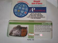 F0753 FARO PROIETTORE (HEAD LAMP) SX H4 PRED.REG.ELETTRICA BALENO 2000->