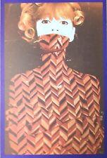 Eduardo Paolozzi original limited edition print General Dynamic F.U.N. 1965 1970
