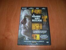EL HOMBRE MÁS BUSCADO DVD EDICIÓN ESPAÑOLA PRECINTADO