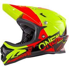 O'neal Backflip Neon Full Face DH Downhill MTB Mountain Bike Helmet Fullface Med