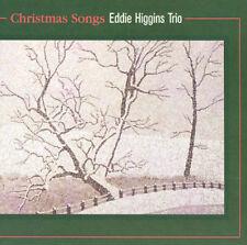 EDDIE HIGGINS - Christmas Songs (CD 2009) NEW   AMAZON