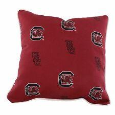 """South Carolina Gamecocks Outdoor Decorative Pillow 16"""" x 16"""""""
