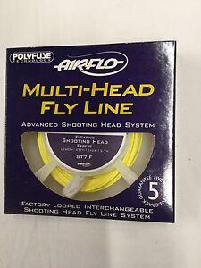 AIRFLO MULTI HEAD ST7F FLOATING SHOOTING HEAD EXPERT FLY LINE