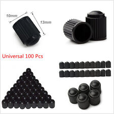 100 x Car Motorcycle Bicycle Tire Tyre Air Valve Dust Prevention Protection Caps