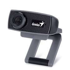 GENIUS FACECAM 1000X 720P HD WEBCAM HIGH QUALITY PLUG AND PLAY WITH MIC