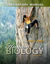 Lab Manual for Human Biology by Sylvia Mader (2013, Paperback)