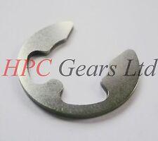 10 x 5mm External E Clips Stainless Steel Clip Circlip DIN6799 Pack HPC Gears