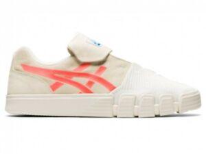 Asics Sportstyle Men's Shoes GEL-FLEXKEE PRO 1021A517 CREAM/SUNRISE RED