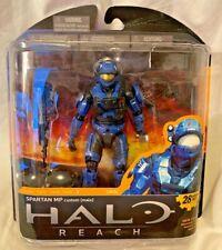 Halo Reach 3 Spartan MP Military Police Custom Male 5in Figure McFarlane Toys