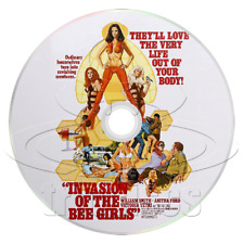 Invasion of the Bee Girls (1973) Horror, Sci-Fi Movie on DVD