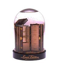 Louis Vuitton Malles Boule A Neige Steamer Trunk Snowdome