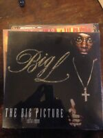 Big L Record LP Rawkus Hip Hop Rap 90s Underground Sealed
