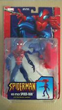 Spider-Man Classics Web Attack Ben Reilly figure toybiz marvel legends New MOC