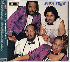 "Mtume - ""Juicy Fruit"" - incs 7 Bonus Tracks - SEALED CD on Japan Solid inc OBI"