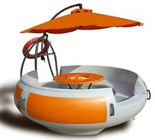 Donut BBQ Water Boat Holds 10 People