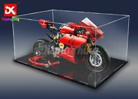 DK- display case for LEGO Ducati Panigale V4 R 42107(AUS Top Rated Seller)