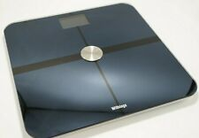 Withings WiFi Body Scale WBS01 - Smart Weighing Scale - Works Great - Good Cond.
